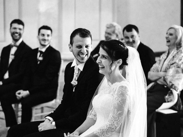 Il matrimonio di Mattia e Denise a Gattico, Novara 52