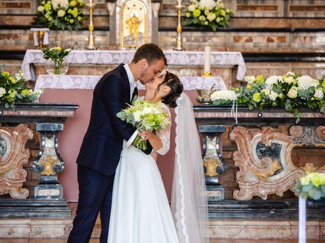 Il matrimonio di Mattia e Denise a Gattico, Novara 53