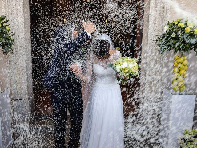 Il matrimonio di Mattia e Denise a Gattico, Novara 56