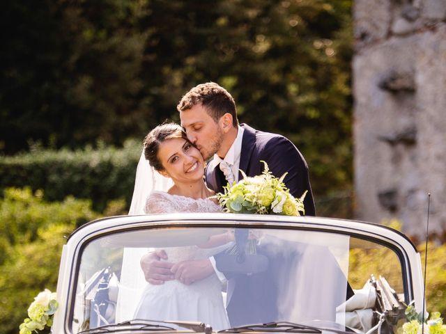 Il matrimonio di Mattia e Denise a Gattico, Novara 62