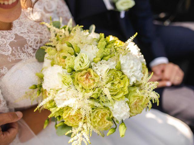 Il matrimonio di Mattia e Denise a Gattico, Novara 65