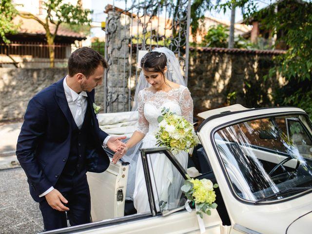 Il matrimonio di Mattia e Denise a Gattico, Novara 68