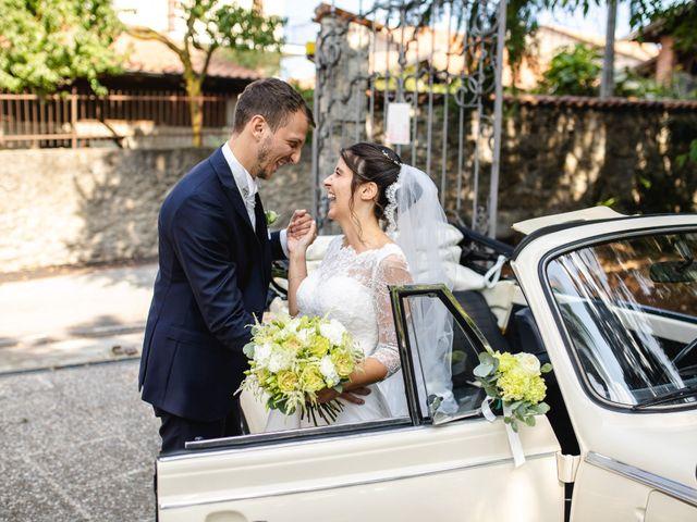 Il matrimonio di Mattia e Denise a Gattico, Novara 69