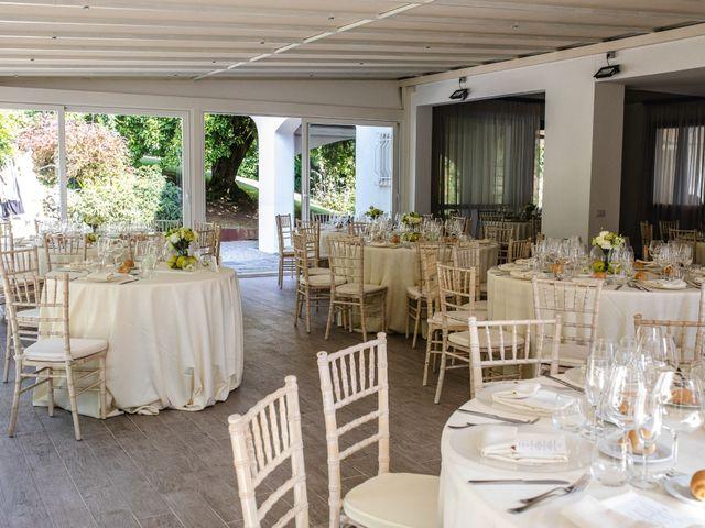 Il matrimonio di Mattia e Denise a Gattico, Novara 78