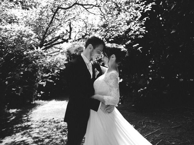 Il matrimonio di Mattia e Denise a Gattico, Novara 81