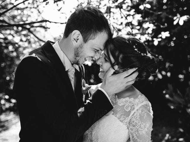 Il matrimonio di Mattia e Denise a Gattico, Novara 84