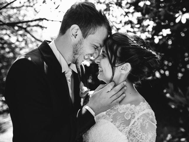 Il matrimonio di Mattia e Denise a Gattico, Novara 85