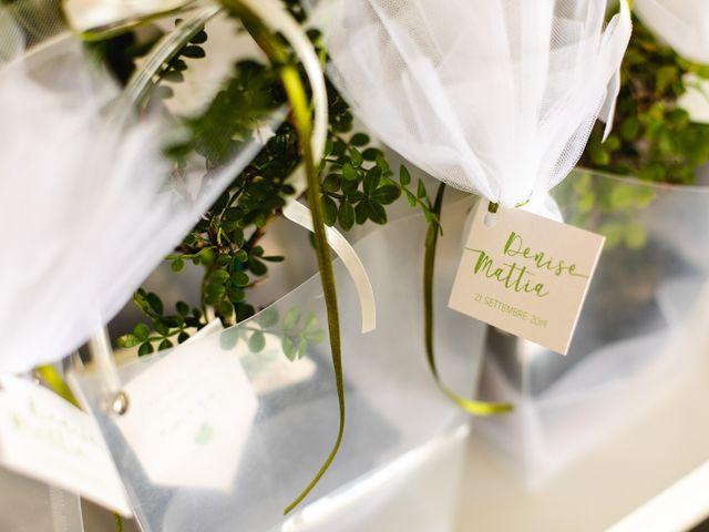 Il matrimonio di Mattia e Denise a Gattico, Novara 95