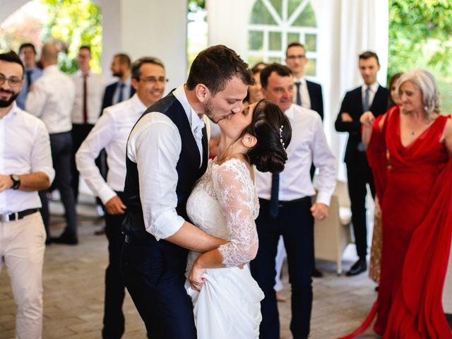 Il matrimonio di Mattia e Denise a Gattico, Novara 100