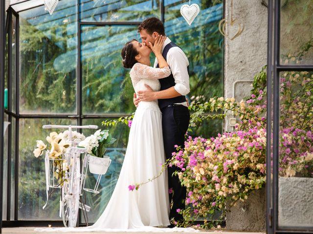 Il matrimonio di Mattia e Denise a Gattico, Novara 102