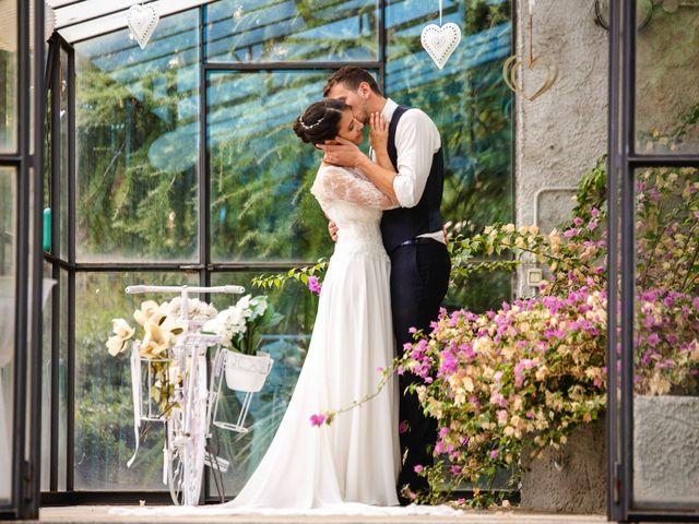 Il matrimonio di Mattia e Denise a Gattico, Novara 103