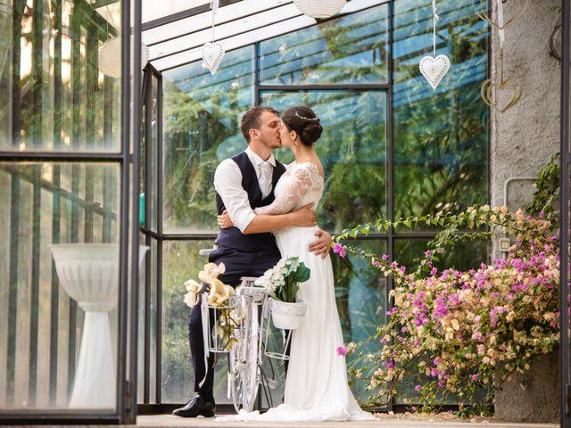 Il matrimonio di Mattia e Denise a Gattico, Novara 104