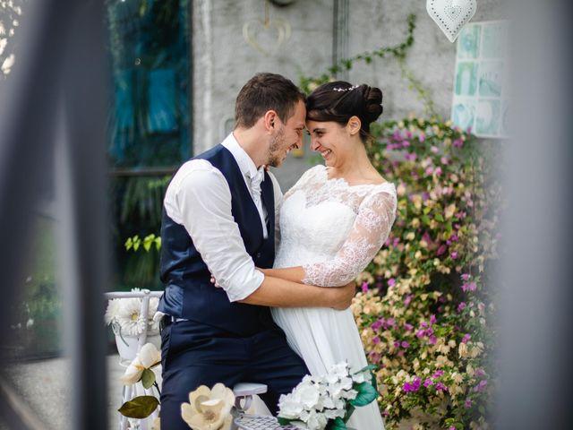 Il matrimonio di Mattia e Denise a Gattico, Novara 106