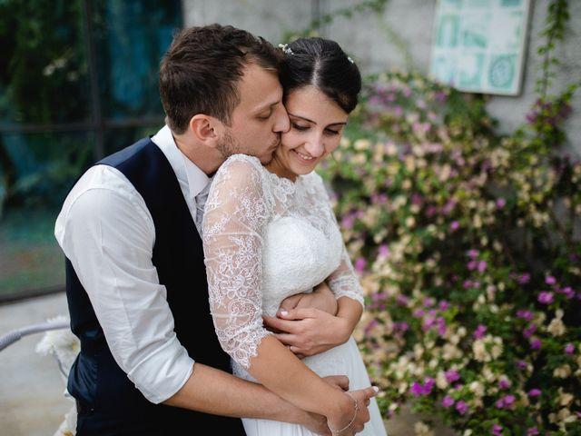 Il matrimonio di Mattia e Denise a Gattico, Novara 108