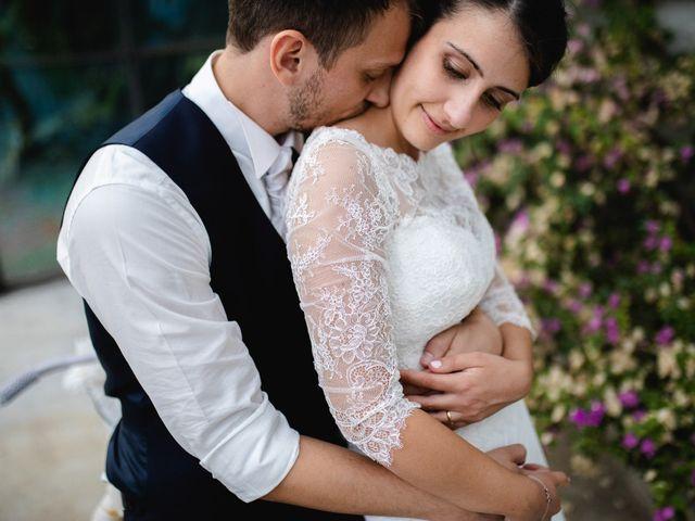 Il matrimonio di Mattia e Denise a Gattico, Novara 109