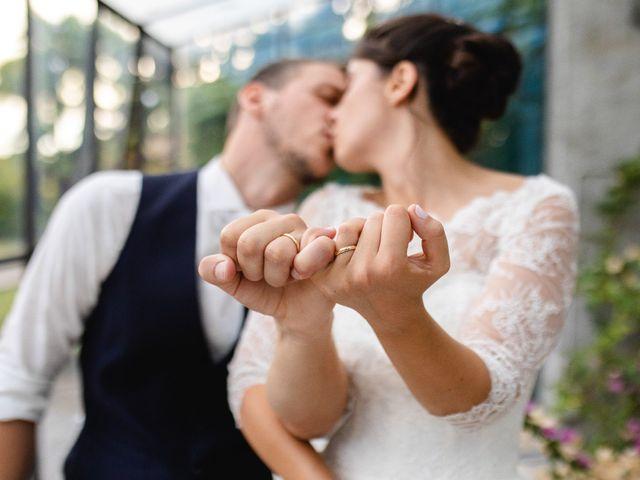 Il matrimonio di Mattia e Denise a Gattico, Novara 2