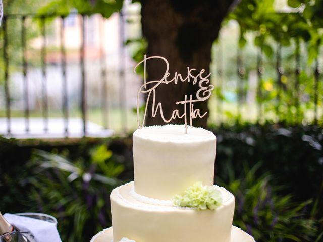 Il matrimonio di Mattia e Denise a Gattico, Novara 113