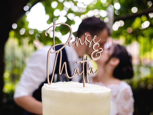 Il matrimonio di Mattia e Denise a Gattico, Novara 120