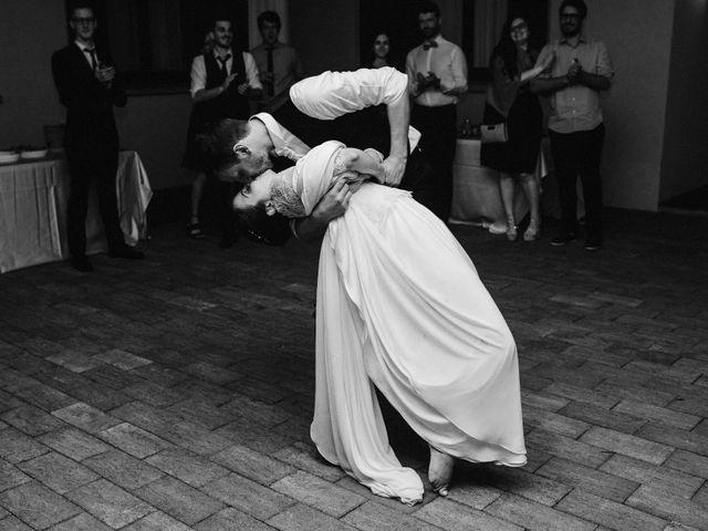 Il matrimonio di Mattia e Denise a Gattico, Novara 129