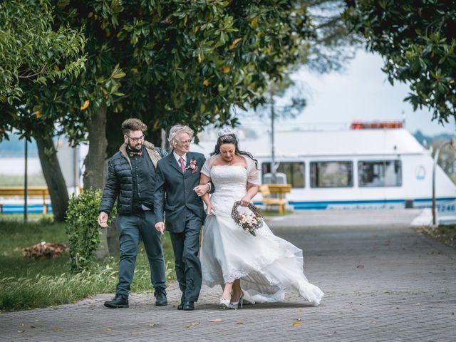 Il matrimonio di Mirko e Adele a Grado, Gorizia 16