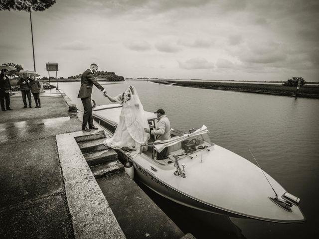 Il matrimonio di Mirko e Adele a Grado, Gorizia 1