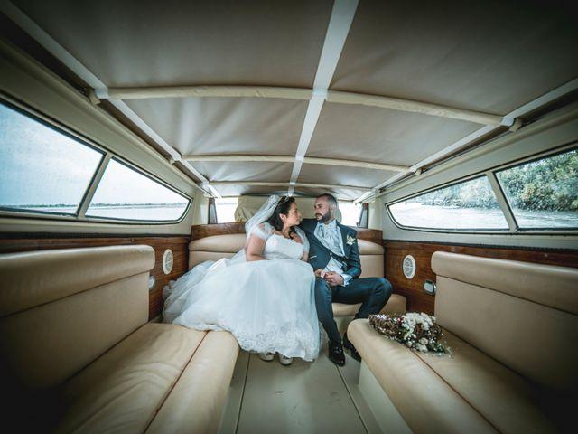 Il matrimonio di Mirko e Adele a Grado, Gorizia 27