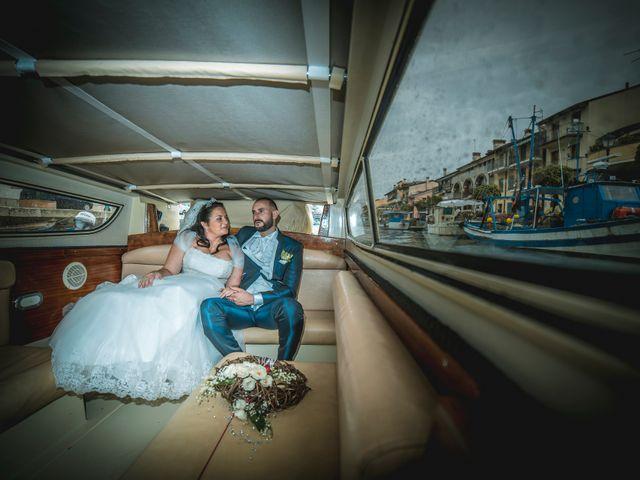 Il matrimonio di Mirko e Adele a Grado, Gorizia 28