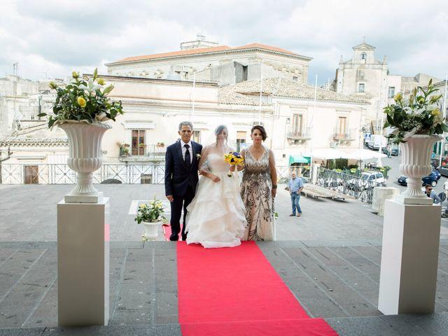 Il matrimonio di Valeria e Giuseppe a Monterosso Almo, Ragusa 26