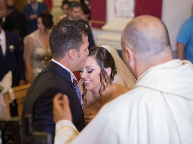 Il matrimonio di Valeria e Giuseppe a Monterosso Almo, Ragusa 27