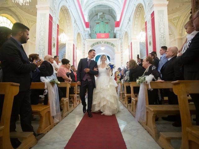Il matrimonio di Valeria e Giuseppe a Monterosso Almo, Ragusa 28