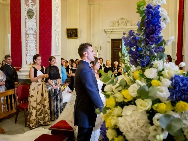 Il matrimonio di Valeria e Giuseppe a Monterosso Almo, Ragusa 29
