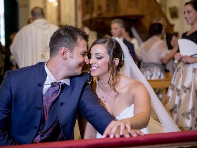 Il matrimonio di Valeria e Giuseppe a Monterosso Almo, Ragusa 31