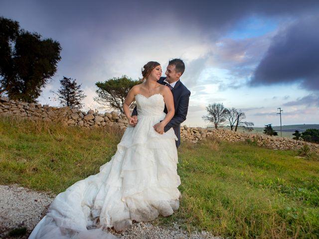 Il matrimonio di Valeria e Giuseppe a Monterosso Almo, Ragusa 36