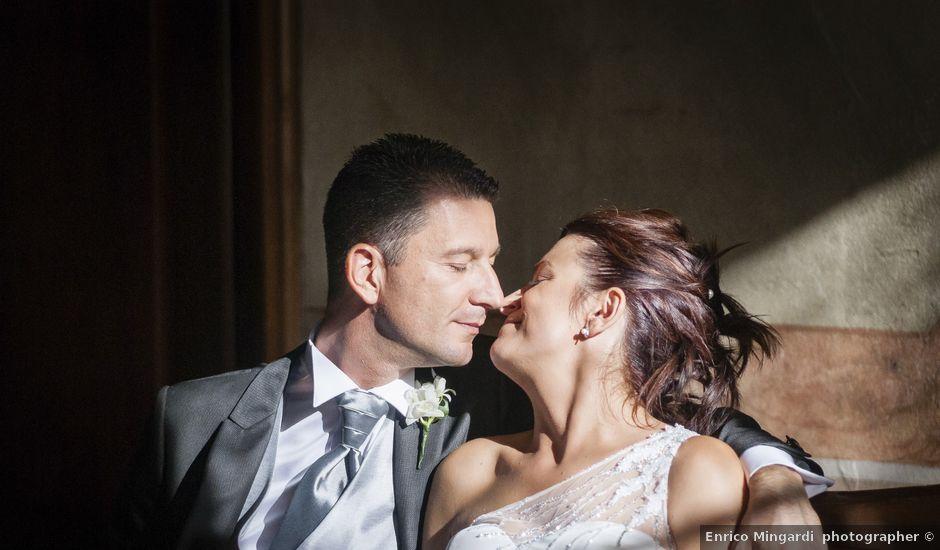 Il matrimonio di Matteo e Elisa a Mantova, Mantova