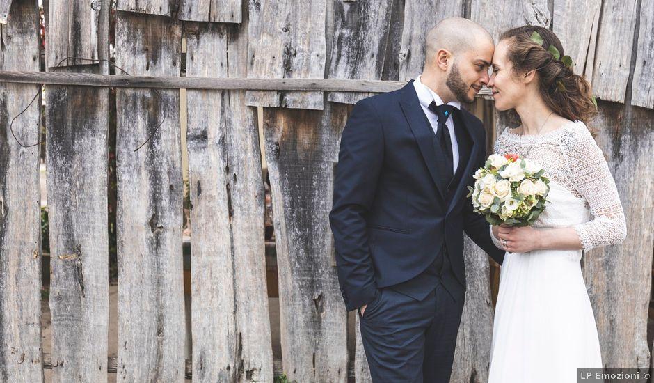 Il matrimonio di Marco e Sharone a Segrate, Milano