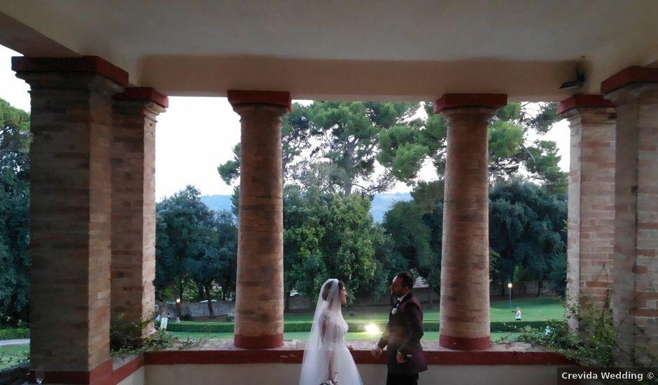 Il matrimonio di Daniele e Francesca a Fermo, Fermo
