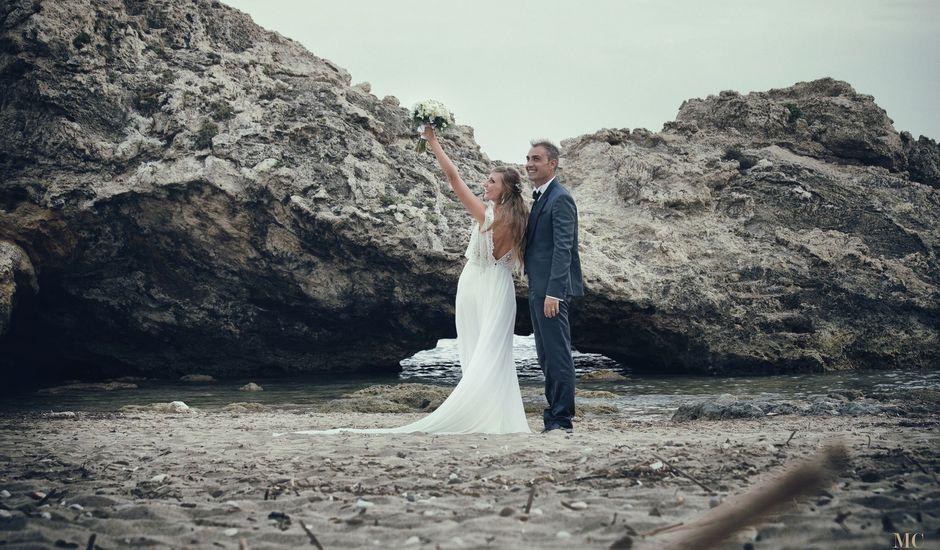 Il matrimonio di Vincenzo e Oksana a Licata, Agrigento