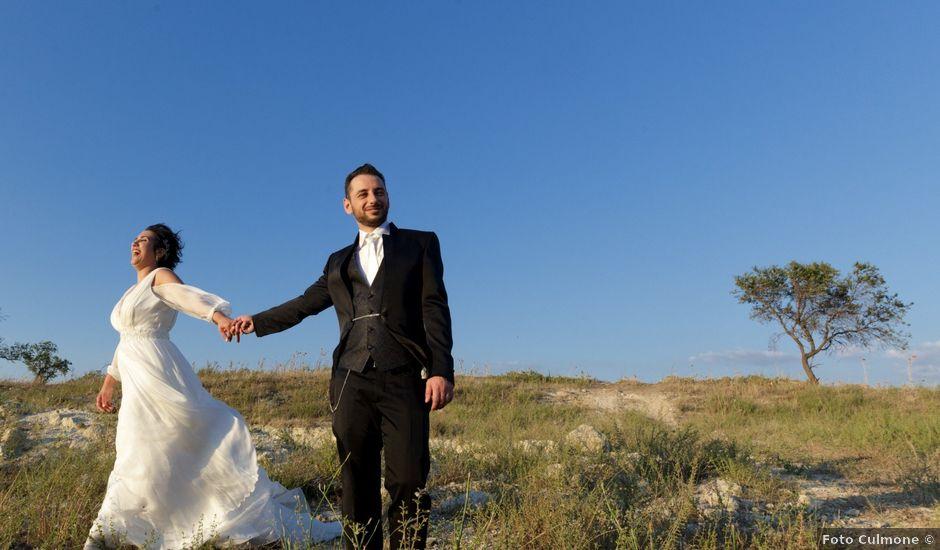 Il matrimonio di Andrea e Marta a Caltanissetta, Caltanissetta