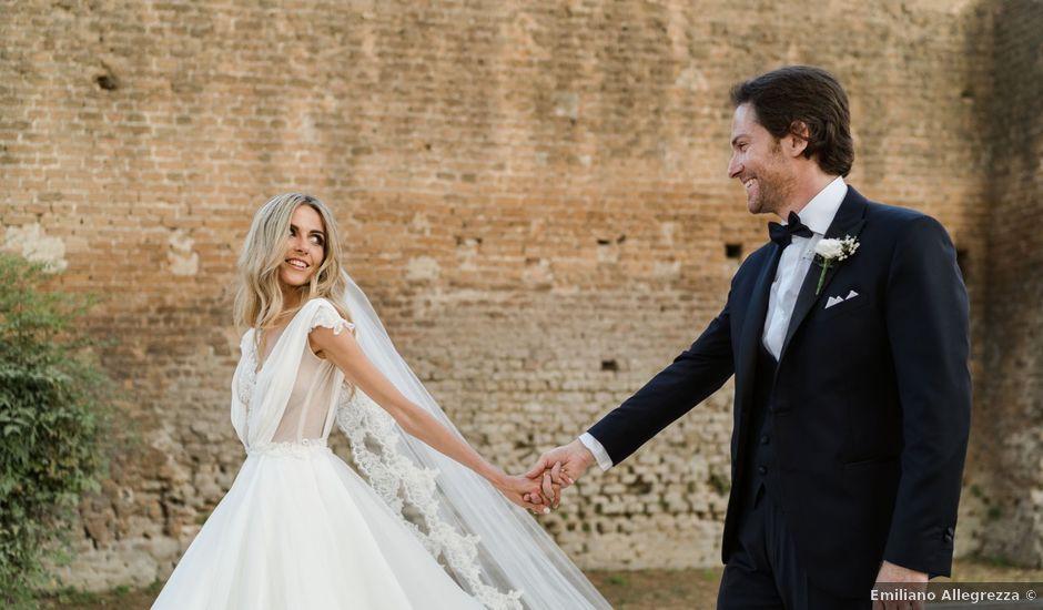 Il matrimonio di Cristiano e Helena a Roma, Roma
