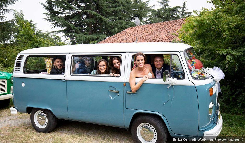 Il matrimonio di Daniele e Micaela a Pinerolo, Torino