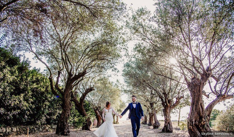 Il matrimonio di Graziano e Greta a Augusta, Siracusa
