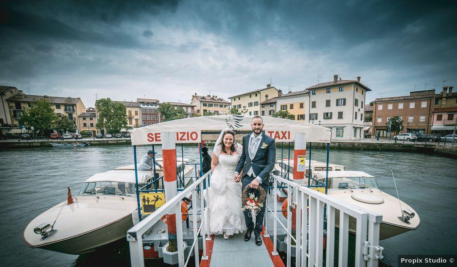 Il matrimonio di Mirko e Adele a Grado, Gorizia