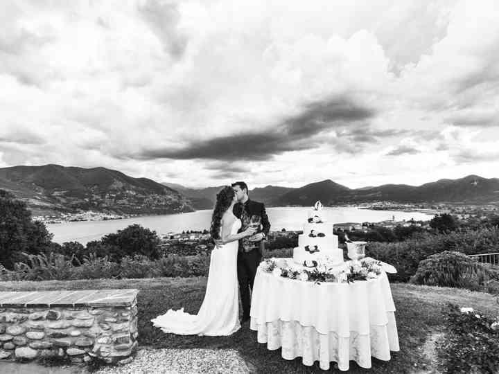 le nozze di Rosetta e Patrizio