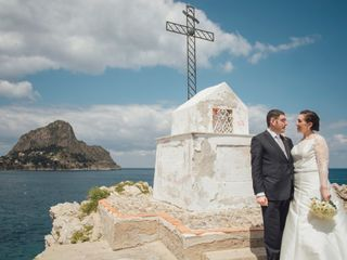 Le nozze di Teresa e Gianfranco