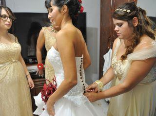 Le nozze di Veronica e Federico 1