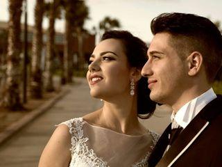 Le nozze di Concetta e Andrea