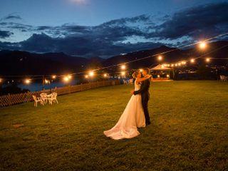 Le nozze di Virginia e Gabriele