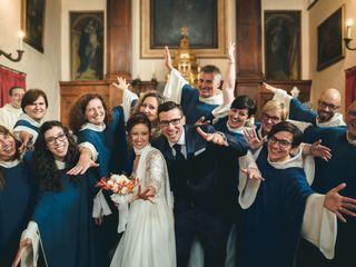 Le nozze di Luca e Ylenia