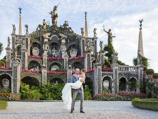 Le nozze di Tatiana e Matthias