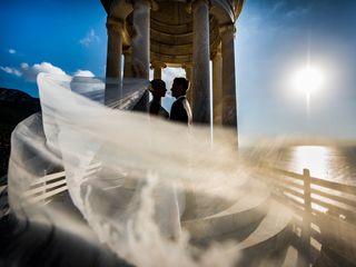 Le nozze di Esther e Bernat
